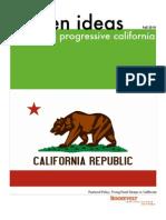 Golden Ideas for a Progressive California