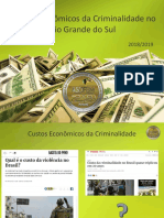 Custos Economicos RS 2019