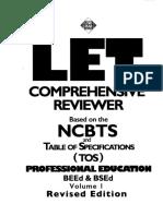 Lorimar LET Reviewer