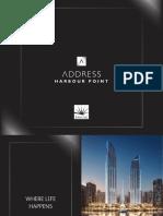 DC Address Harbour Point T1-Brochure