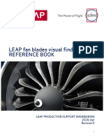 Leap Fan Blades Visual Findings - Reference Book