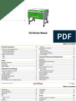 VLS Platform Series Service Manual
