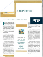 Tipo I Motivación Intrínseca Daniel Pink Psicosociologia