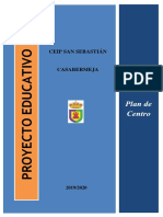 Proyecto Educativo -Actualiz Nov 2019