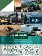 Catálogo 2019 Mirador