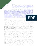 g.r. No. 196329 Roman v. Sec Case Digest