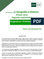 Tutoria 2 PrehistoriaIIAM. 2019
