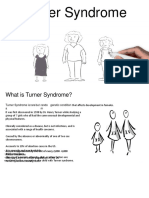 Psych Turner Syndrome