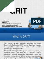 Presentation#Grit#