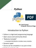Ppt Python