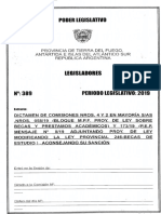Programa provincial de becas académicas