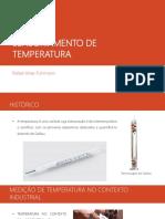 Sensoriamento de Temperatura