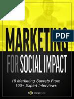 Marketing for Social Impact v3
