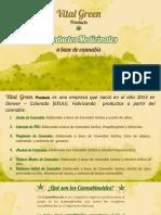 Propuesta Comercial Vital Green 3p 2017