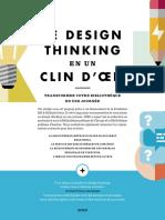 Design Thinking en Un Clin Doeil