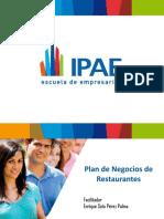 Plan de Negocios de Restaurantes _Unidad1_Ses.1_2_3_4 2015