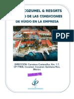 Ruido Hotel Cozumel 2019