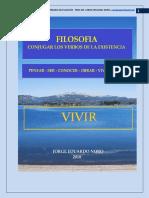 372. VERBOS PARA CONJUGAR LA EXISTENCIA +  VIVIR