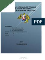 Informe Proyecto Maderera SIG