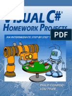 C# Homework Projects a Computer Programming Tutorial