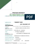 Vocational Training Report[ Air]