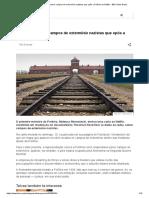 A Polêmica Sobre Campos de Extermínio Nazistas Que Opôs a Polônia Ao Netflix - BBC News Brasil