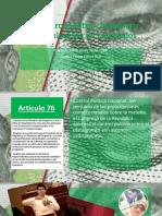 Del Control Político, Financiero y de Evaluación
