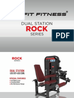 Dual Station Rock Series
