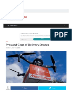 0_Pros and Cons of Delivery Drones - Grind Drone232008