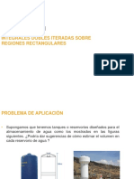 02 Integrales Dobles Iteradas en Regiones Rectangulares Ucv-uss