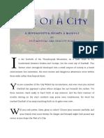 Fate of a City Manual