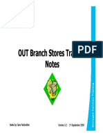 Branch Stores Training v3