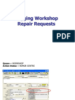Logging Workshop Repair Requests