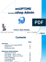 OUT Workshop Admin Training v1.4