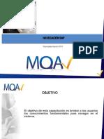 Manual navegación SAP