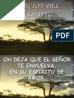 Cancion Del Espiritu