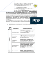 ACTA DE INICIO EDU FISICA