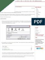 Creación y Uso de Una Librería Estática (.h)