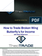 Broken Wing Butterfly Preview