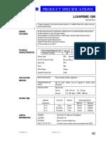 Luxaprime1200 Alkyd QD Primer