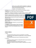 Química Configuracion electronicaG