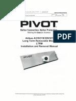 Pivot Mount Installation