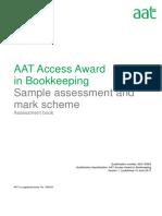 Bookkeeping 1.1 SAMS