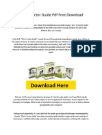 The Ex Factor Guide PDF Free Download