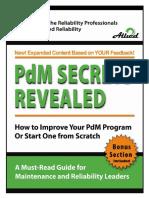 PdM Secrets Revealed 5th Edition Reader Feedback FOR EMAIL.pdf