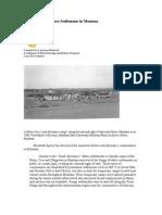 Metis Road Allowance Settlements in Montana