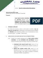 SOLICITUD DE CONCILIACION