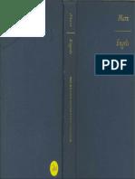Marx & Engels - Selected Correspondence
