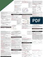 BF2201 Cheat Sheet