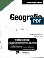 Lumbreras - Geografia